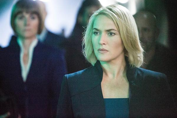 Kate Winslet from Divergent