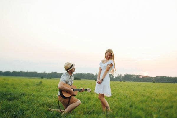 write a love song