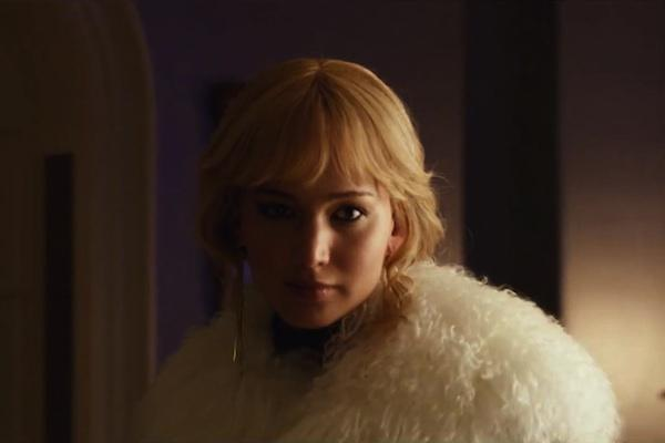 Jennifer Lawrence from X-Men:Days of Future Past