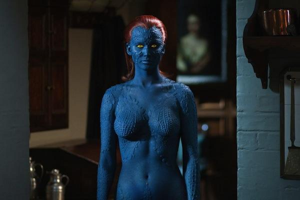 Nicholas Hoult as Beast from X-Men: First Class Nicholas Hoult and Jennifer Lawrence in X-Men: First Class beast mystique xmen days of future past