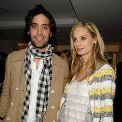 Lauren Davis & Andres Santo Domingo
