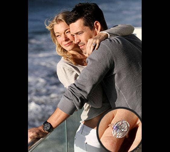 Leann Rimes' Ring