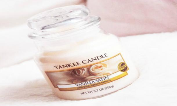 Light Up a Vanilla Candle
