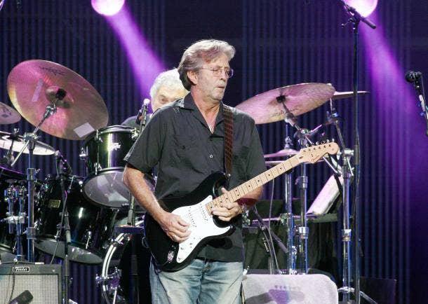 Eric Clapton son death