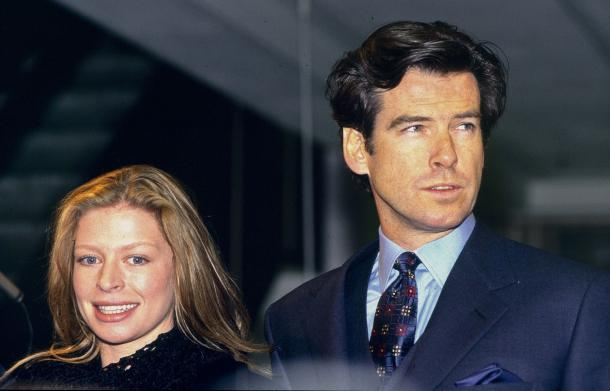 Pierce Brosnan wife and daughter died of cancer