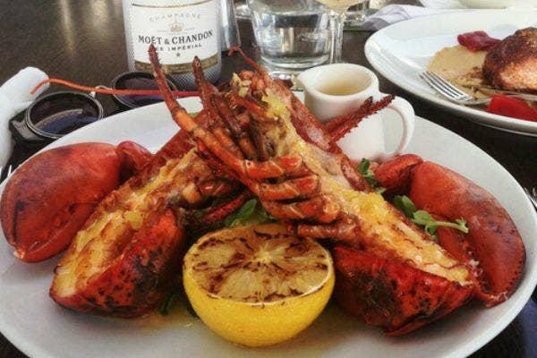 6. Lobster improves blood flow.