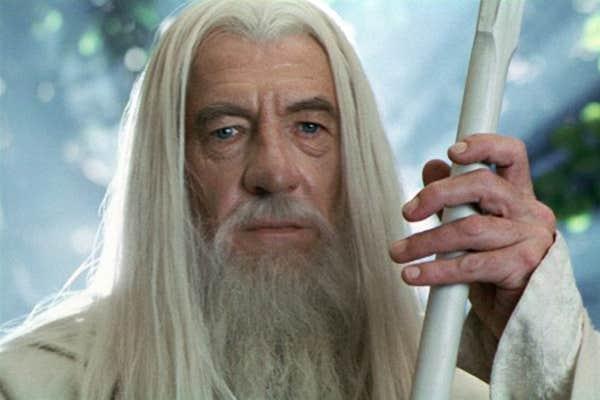 Gandalf Sir Ian McKellen LOTR