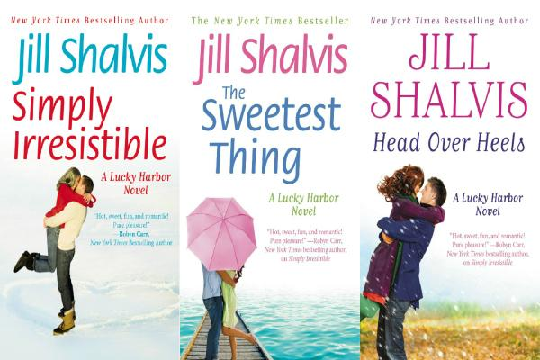 The Lucky Harbor Series by Jill Shalvis