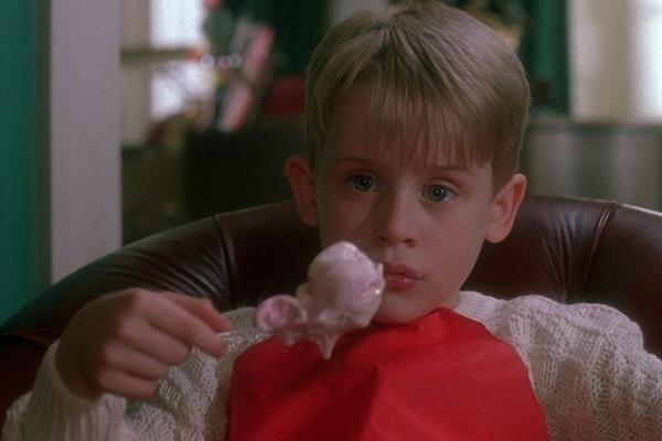 Maculay Culkin from Home Alone