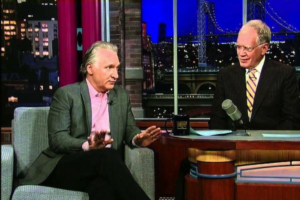 Bill Maher from Late Night with David Letterman