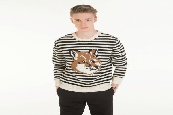 maison kistune sweater
