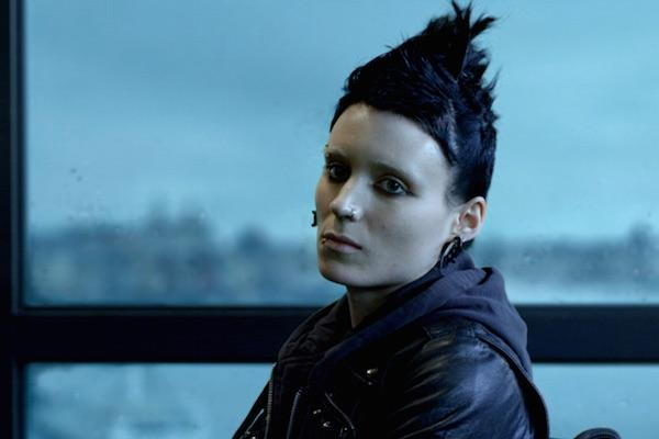 Rooney Mara from The Girl With A Dragon Tattoo