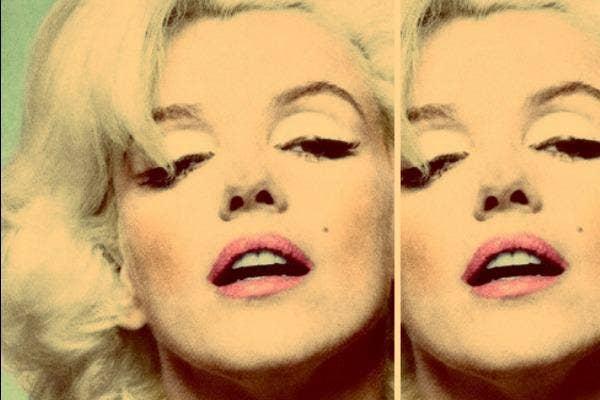 """Marilyn Monroe is my spirit animal."" — Anonymous"