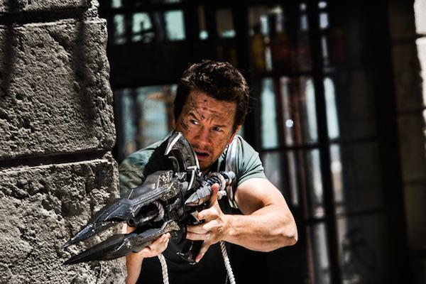 Mark Wahlberg from Transfomers: Age of Extinction