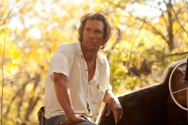 Matthew McConaughey from Sahara