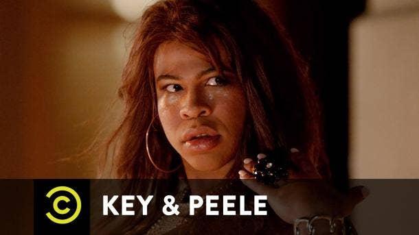 meegan key and peele
