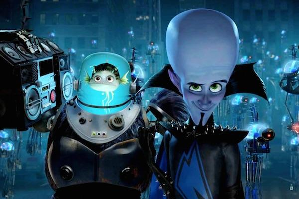 from Megamind