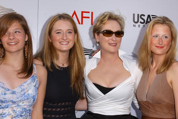 meryl streep daughters