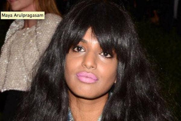 M.I.A. lipstick