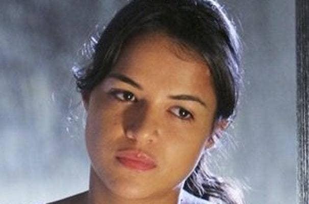 Michelle Rodriguez in Lost