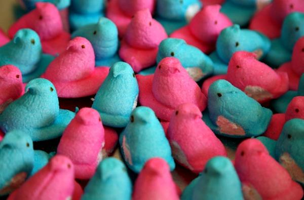 Over 5 million Peeps are made everyday.