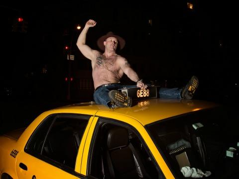 sexy cab drivers