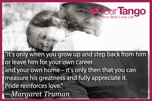 A Perfect Way To Say I Love You Dad Fathers Day Quotes Yourtango