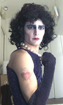 Rocky Horror Picture Show Dr. Frank-N-Furter