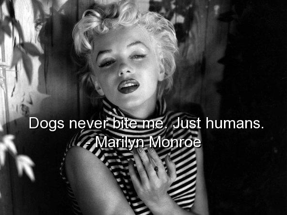 Marilyn speaks truths.