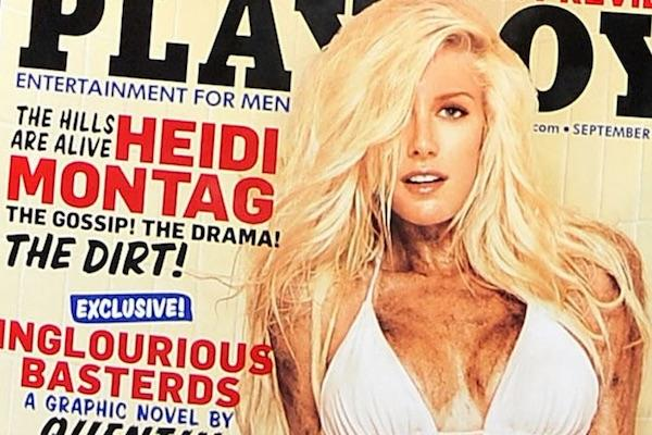 Heidi Montag from Playboy