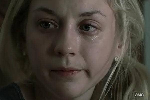 Emily Kinney as Beth Greene on AMC 'The Walking Dead'