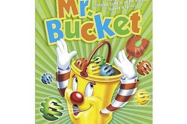 Mr Bucket from Milton Bradley