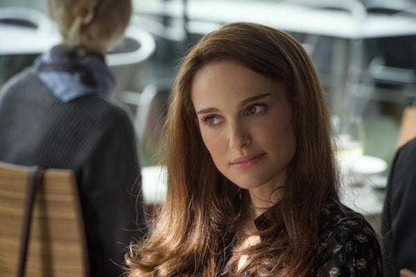 Natalie Portman from Thor: The Dark World