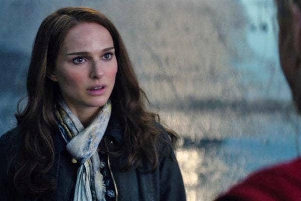 Natalie Portman from Thor: The Dark World natalie portman benjamin millepied natalie portman wedding natalie portman married