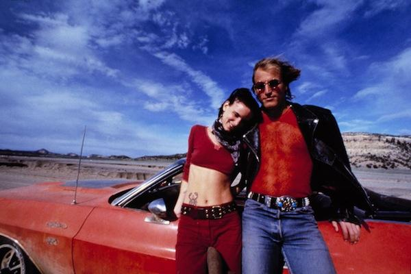 from Natural Born Killers Mickey and Mallory Knox