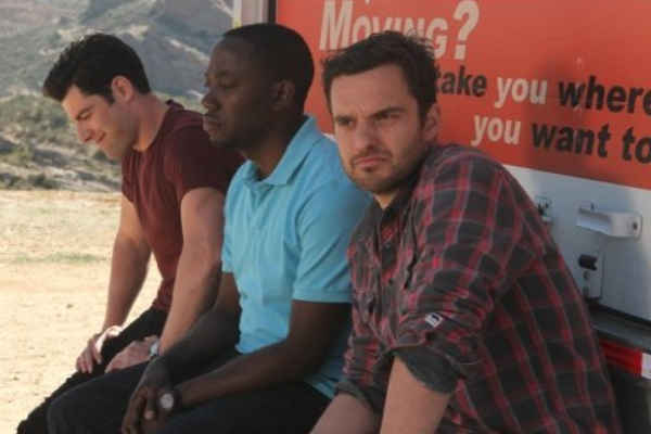 Lamorne Morris, Jake Johnson