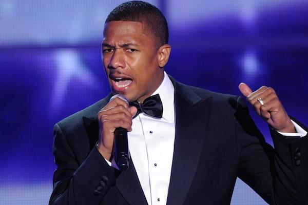 Nick Cannon from America's Got Talent