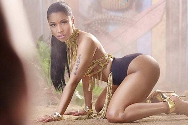Nicki Minaj from Anaconda