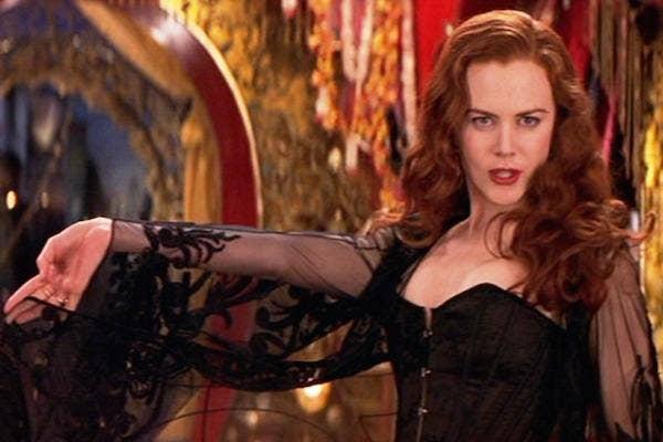 Nicole Kidman from Moulin Rouge