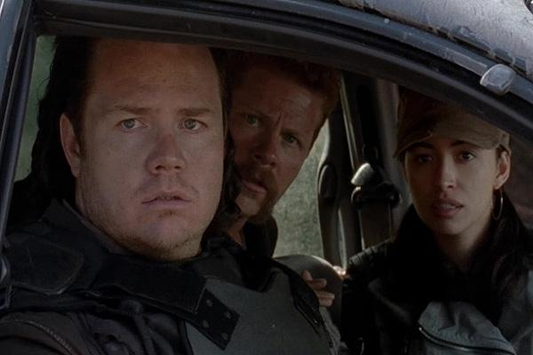Michael Cudlitz Abraham AMC The Walking Dead Eugene Porter Josh McDermitt