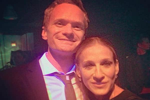 Neil Patrick Harris and Sarah Jessica Parker