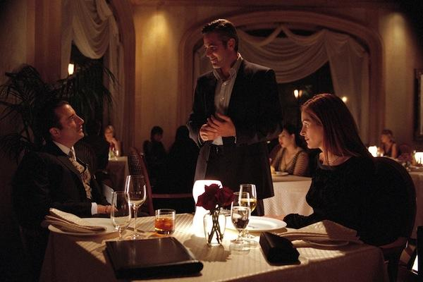 from Ocean's Eleven ('01) ocean's 11 oceans 11 oceans eleven movie Danny Ocean and Tess From <em>Ocean's Eleven</em>