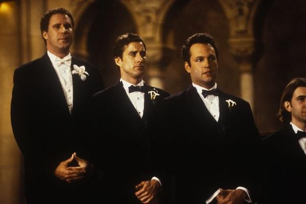 Will Ferrell, Luke Wilson and Vince Vaughn from Old School
