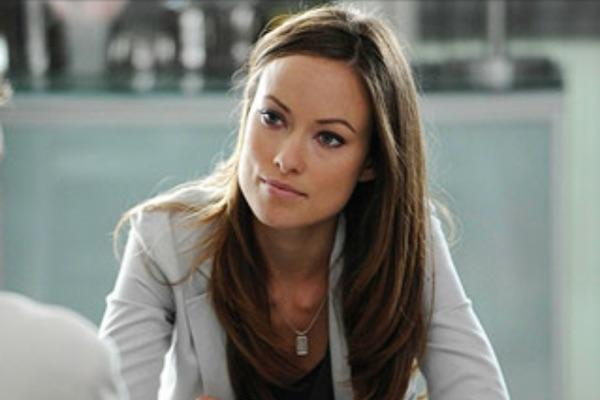 Olivia Wilde from House