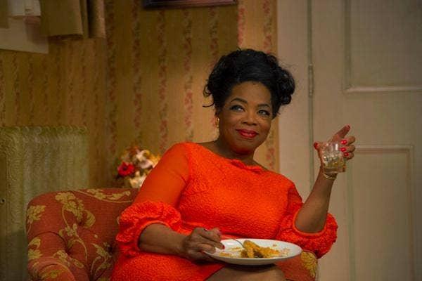 Oprah Winfrey from Lee Daniels: The Butler