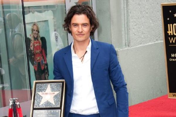 orlando bloom models