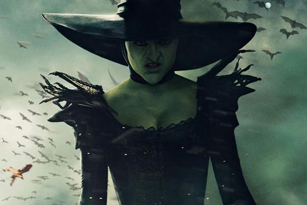 Mila Kunis as the Wicked Witch of the West in Oz the Great and Powerful
