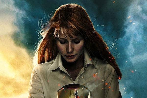 Gwyneth Paltrow from Iron Man 3
