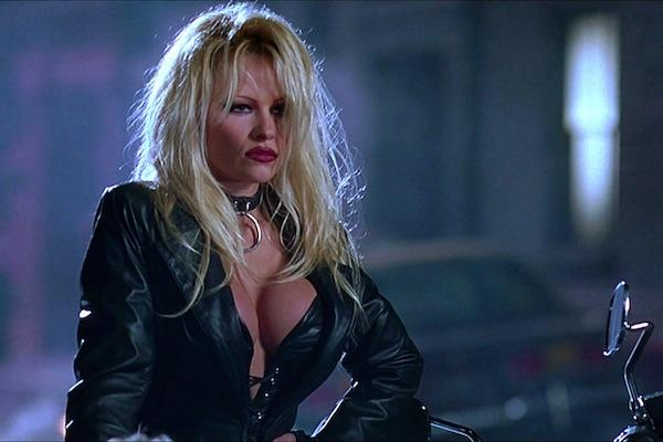 Pam Anderson from Barb Wire