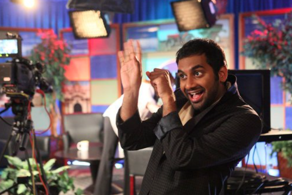 Parks and Recreation Aziz Ansari Tom Haverford